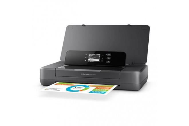 Impresora Portátil HP OJ 200SH