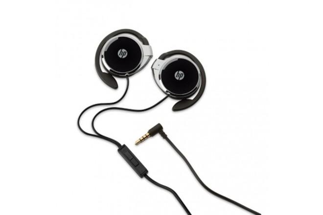 Audífono HP Alámbrico On Ear H2000 - Negro