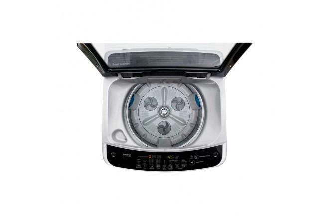 Lavadora LG 13 Kg WT13DSB Gris4
