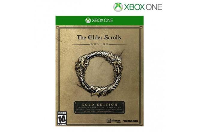 Videojuego XBOX ONE Elder Scrolls Online