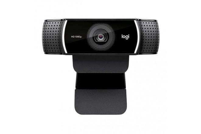 Cámara Web LOGITECH Pro Stream C922