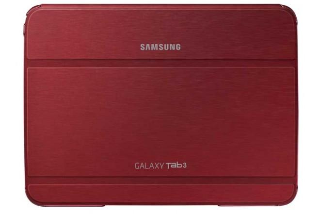 """Cover SASMUNG para Galaxy Tab 3 10"""" Rojo"""