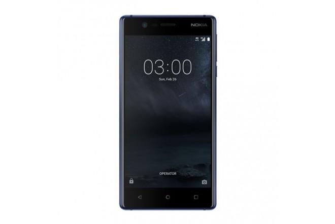 Celular Libre NOKIA 3 DS 4G Azul