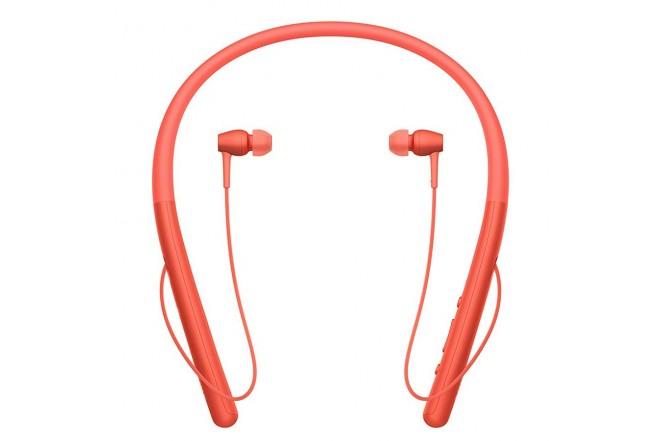 Audífonos SONY InEar WI-H700 Rojo
