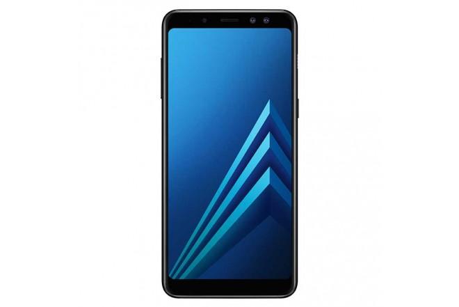 Celular Libre SAMSUNG A8 Plus DS Negro 4G