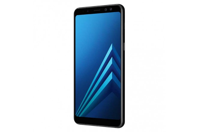 Celular Libre SAMSUNG A8 Plus DS 4G Negro