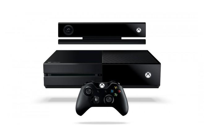 Consola Xbox One + Sensor Kinect-b