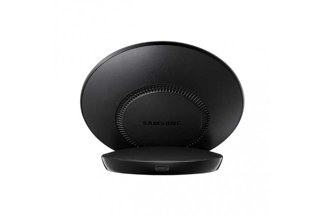Wireless Stand Charger Celular Libre SAMSUNG S9 Negro DS 4G