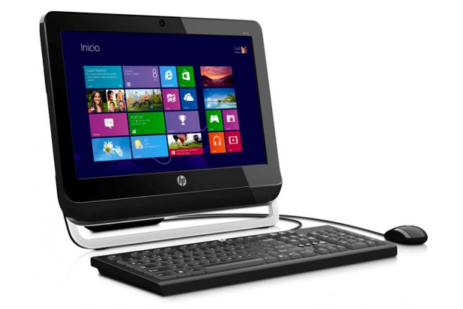 PC All in One HP 18-1311la + Multifuncional