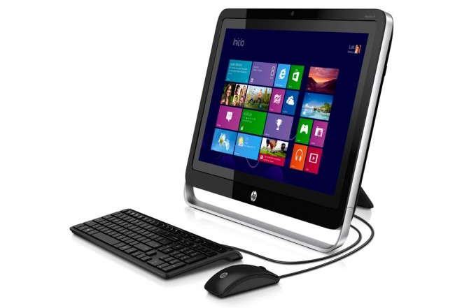 PC All in One HP 21-h005la