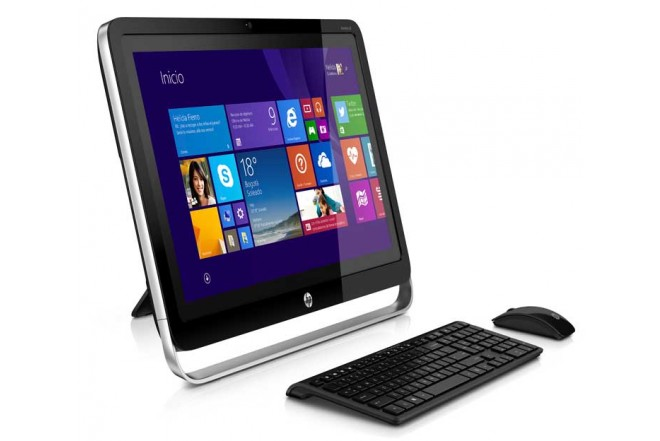 PC All in One HP 23-H055LA Touch