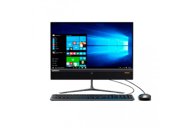 "PC All in One LENOVO 510 A9 21.5"" Negro"