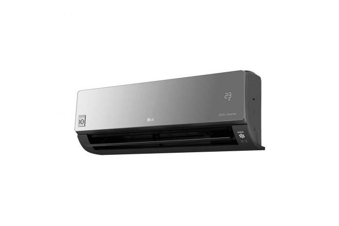 Aire Acondicionado LG Inverter 18000 BTU VR182 220V Negro