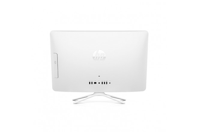 "PC All in One HP 24-G015 23.8"" A8 Blanco"