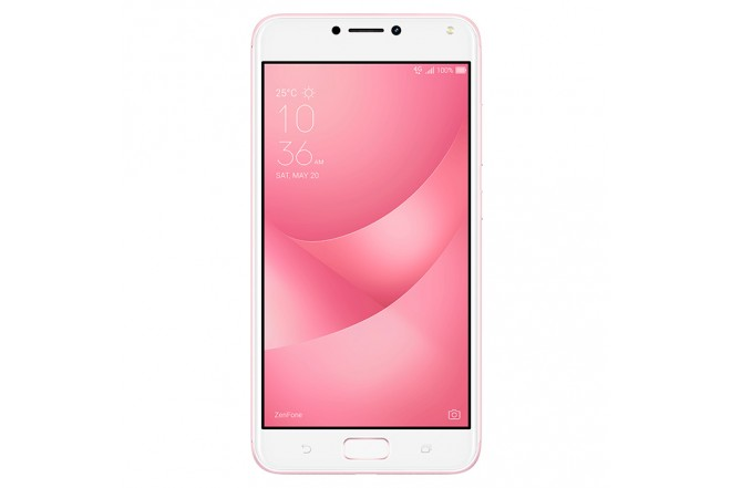"Celular Libre ASUS Zenfone 4 Max 5.5"" DS Rosado 4G"