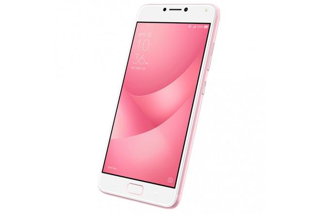 Celular Libre ASUS Zenfone 4 Max DS Rosado 4G