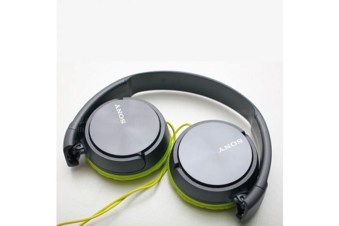Audífono SONY ZX310 Alambrico Gris