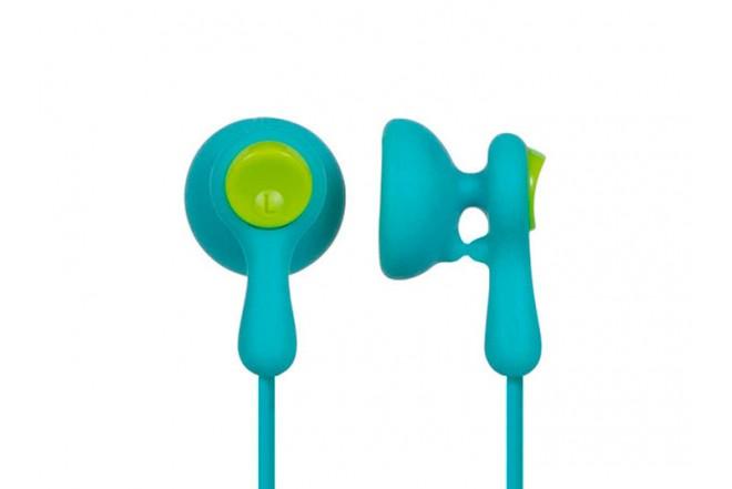 Audífonos PANASONIC Alámbrico InEar HV41 Azul
