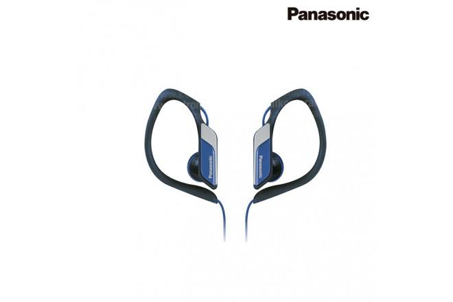 Audífonos Alámbricos PANASONIC In-Ear Sport Azul HS34