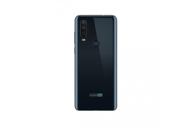 Celular MOTOROLA One Action 128GB Azul1