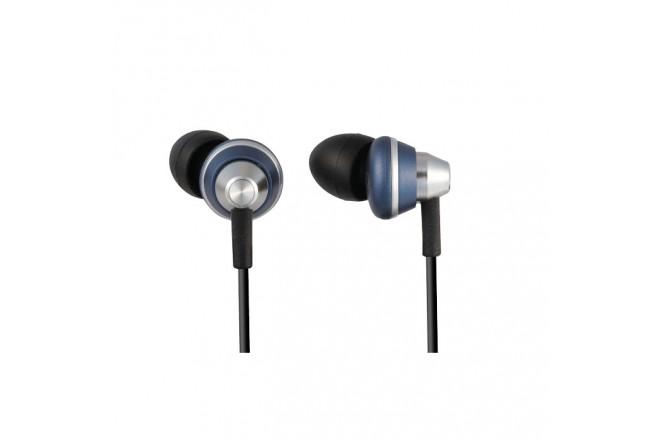 Audífonos PANASONIC Alambrico InEar HJE355 Negro