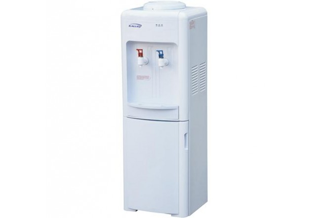 Dispensador de Agua con Nevera KALLEY K-WD15R Blanco