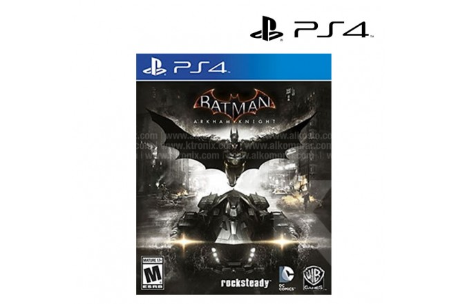 Videojuego PS4 Batman Arkham Knight