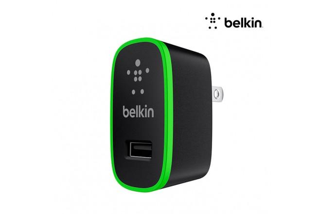Cargador BELKIN Pared USB 10V - Negro