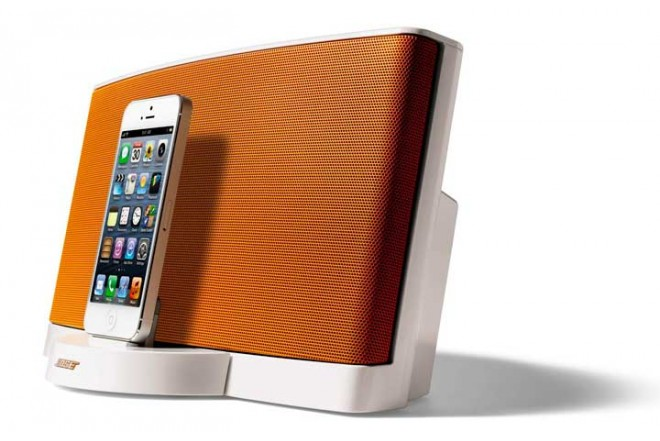 SoundDock BOSE Serie III Orange