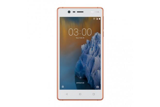 Celular Libre NOKIA N3 DS 4G Blanco Cobre
