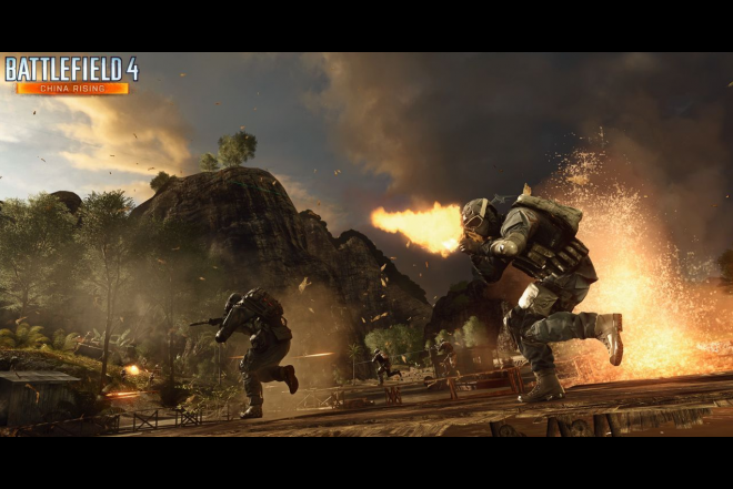 Videojuego PS4 Battlefield 4