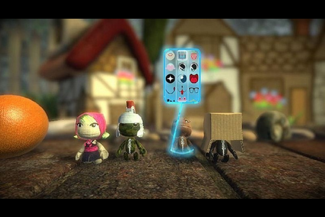 Videojuego PS3 Little Big Planet 3