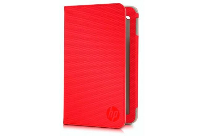 """Estuche HP para Tablet 7"""" Rojo"""