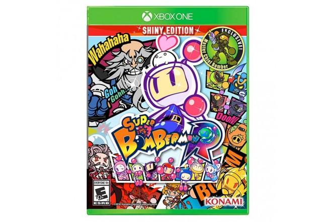 Videojuego XBOX ONE Super Bomberman R