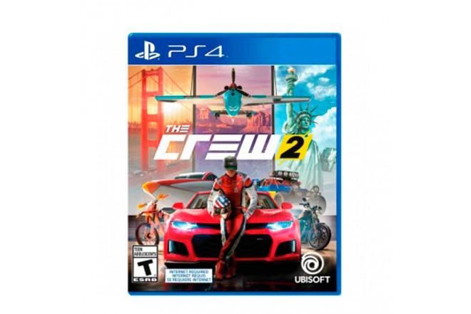Videojuego PS4 The Crew