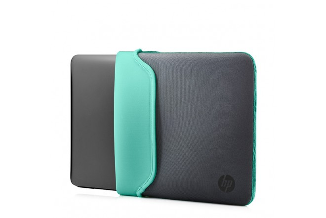 "Funda HP Chroma 14"" Verde/Gris"