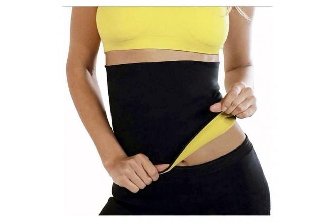 Faja cinturilla Lisa HOT SHAPERS talla S-M Negra