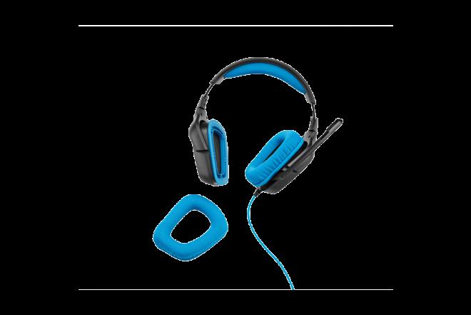 Audífonos Alambricos LOGITECH Gaming G430