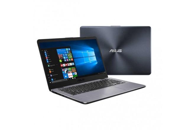"Portátil  ASUS X405UA C i3 14"" Gris"