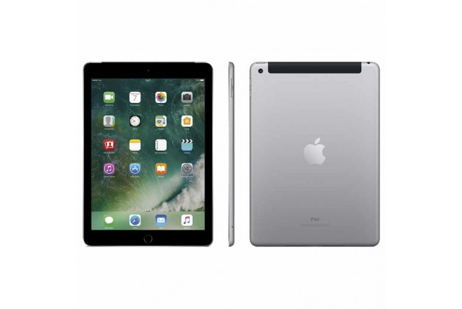 iPad WiFi +4G 32GB Space Grey