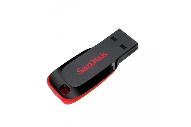 Memoria USB SANDISK 16GB 2.0