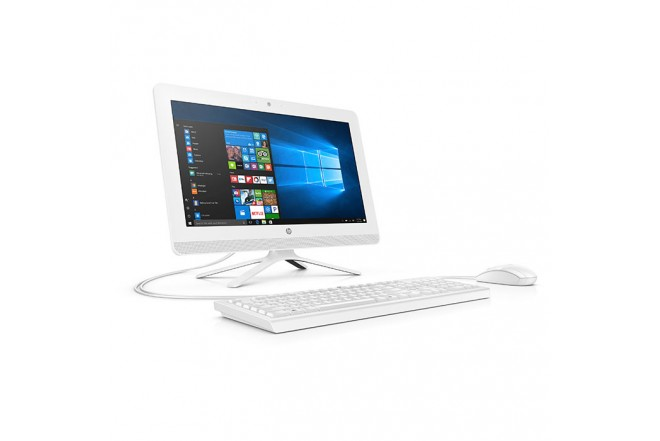 """PC All In One HP 20 C209 Pen 19.5"""" Blanco"""