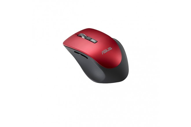 Mouse ASUS Inalambrico WT425 Rojo