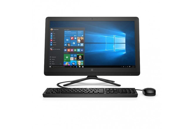 """PC All In One HP 24-G205 A8 23.8"""" Negro"""