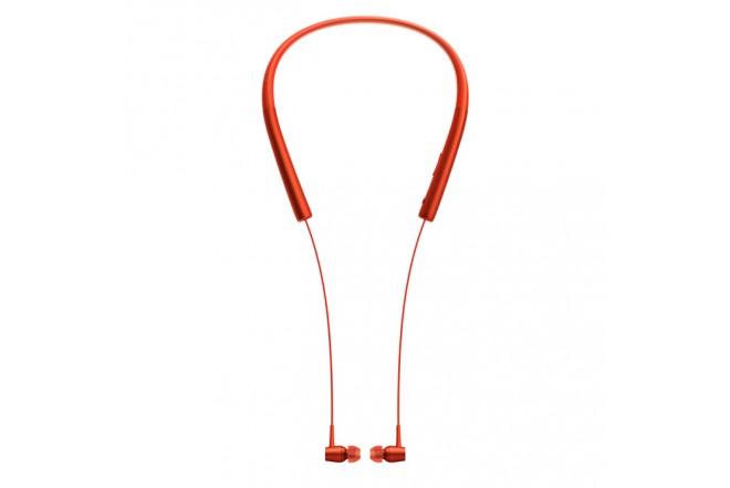 Audífonos InEar Inalámbricos SONY EX750BT Rojo