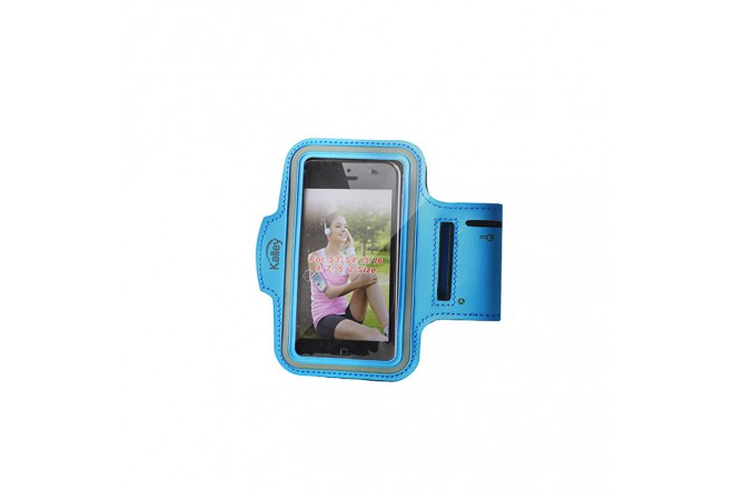 Arm Band Case KALLEY Azul