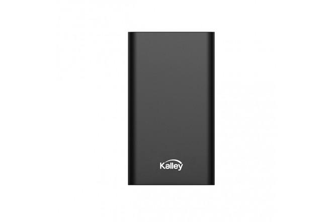 Bateria Recargable KALLEY 6.000 mAh Negro
