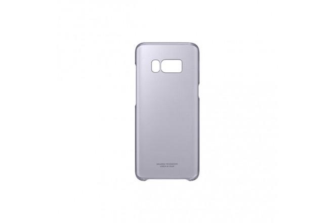 Clear Cover SAMSUNG S8 Violeta