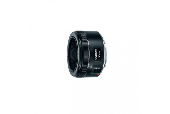 Lente Canon EF50mm f/1.8 STM