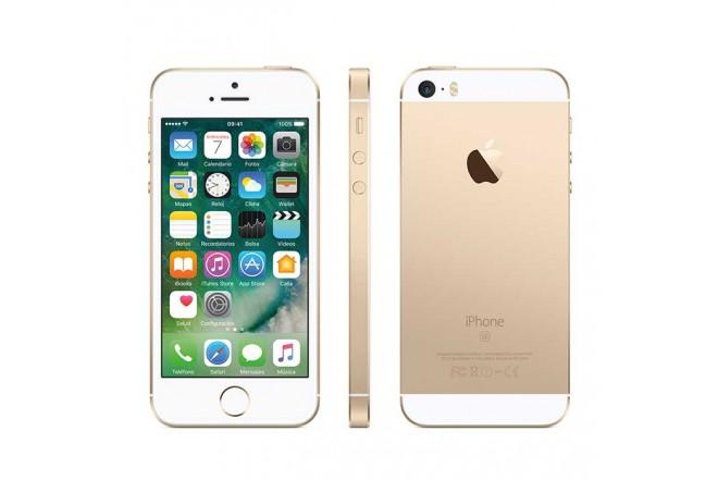 iPhone SE 128GB 4G Dorado SS